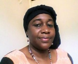 zeinab sidien office manager niger tof